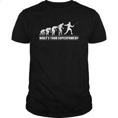 FENCING - #womens #hooded sweatshirt. GET YOURS => https://www.sunfrog.com/Sports/FENCING-Black-Guys.html?id=60505