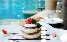 A Saturday well spent brings a week of content. How are you spending your Saturday? We prefer to take it slow, like frolicking by the pool and munching on a yummy dessert with our favorite companions!  www.benoaresort.com #thetanjungbenoa #thetanjungbenoabeachresortbali #TheTAOBali #bali