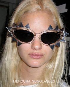 Hannah Holman styled by Hannah Holman eyewear Mercura NYC