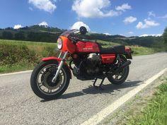 Moto Guzzi 850 Le Mans  Italia Vintage Garage