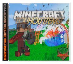 Minecraft Unlimited Mods: Descargar Touhou Items Mod para Minecraft [1.7.2]