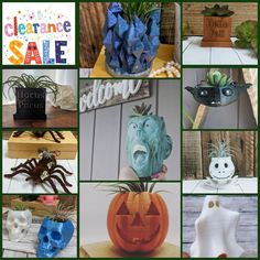Find all of these on sale in September 💚 www.printhousedesign.com Halloween Items, September