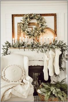 300 Christmas Mantels Ideas Christmas Mantels Christmas Decorations Christmas Mantle