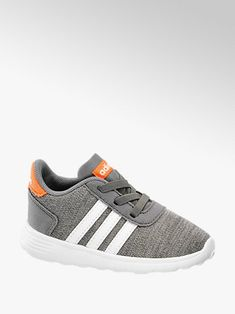 new style e5a86 dd3fc Sneaker LITE RACER INF von adidas in grau - DEICHMANN