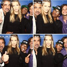 Oh, the funny cast of Criminal Minds