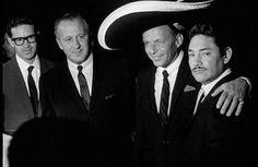 Frank Sinatra in México Mexico.