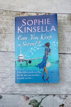 Book Review – Can You Keep a Secret? By Sophie Kinsella   Jodetopia   Bloglovin'