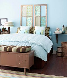 Master Bedroom Decor Ideas Bedrooms Mural Art And Bed Headboards