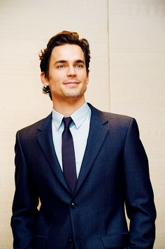 One of the most beautifully suited men.