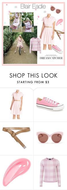 """Blair Eadie - Dream Catcher"" by unemerefiere ❤ liked on Polyvore featuring Eliza J, Converse, Marni, Blanc & Eclare, Topshop, women's clothing, women, female, woman and misses"