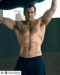 Scruffy Men, Hairy Men, Henry Caville, Superman Henry Cavill, Beauté Blonde, Superman Art, Shirtless Men, Good Looking Men, Muscle Men