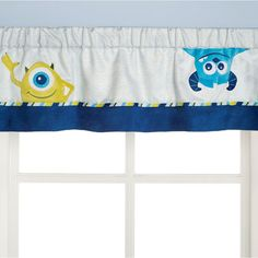 MONSTERS, INC. Premier Valance