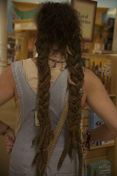 dready braids