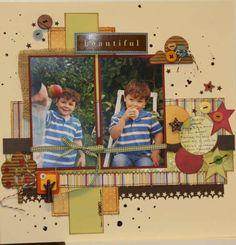 Beautiful by Marie Josee on Scrapbook.com.