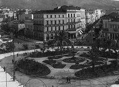 Η Πλατεία Ομονοίας το 1903