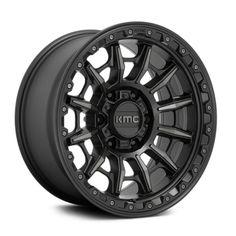 KMC KM547 Black Gray Tinted Wheels For Sale & KMC KM547 Rims And Tires Fiberglass Columns, Wheel And Tire Packages, Rims And Tires, Wheels For Sale, Black And Grey, Gray, Grey