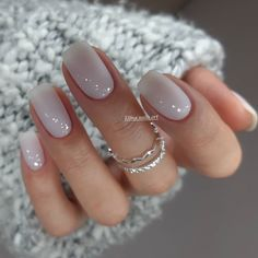 nails Want beautiful, attractive nail art designs? Want to catch the eye? We have collected beautiful nail tips for your New Year. Stylish Nails, Trendy Nails, Cute Nails, Elegant Nails, Classy Nails, Simple Nails, Bride Nails, Wedding Nails, Wedding Nail Colors