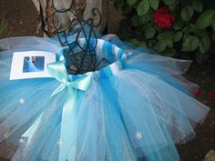 Frozen Tutu Elsa by bubee on Etsy