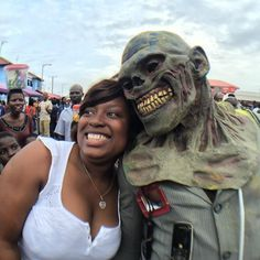 Photos from 2015 Chale Wote Street Art Festival | Photos
