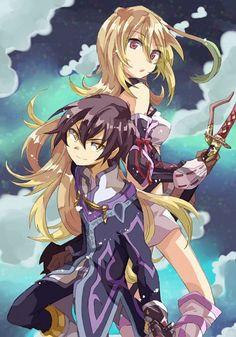 Tags: Anime, Milla Maxwell, Tales of Xillia, Jude Mathis, Pixiv Id 3216712