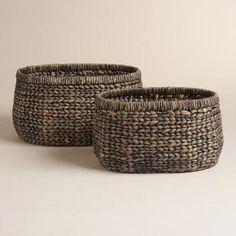 Baskets - Decorative, Storage & Wicker Weave Baskets   World Market