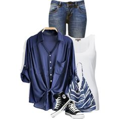 A fashion look from October 2017 featuring Jigsaw tops, Anine Bing jeans and La Blanca tote bags. Browse and shop related looks.