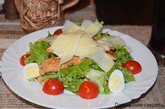Как приготовить популярный салат Цезарь, подробное описание, фото и секреты