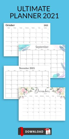 This collection of A4 Monthly Planner Templates designed to help you schedule your tasks, plan events, jot important things down and get things done. Keeping track of everything will help you stay focused on the important things! Utilizing a minimal style, it keeps your plan clear, simple and effective. Monthly Planner Template, Calendar Printable, Minimal Style, Stay Focused, Event Planning, Schedule, A4, Track, Printables