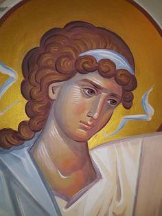 John Chrysostom, Byzantine Icons, Orthodox Icons, Princess Zelda, Disney Princess, Landscape Paintings, Disney Characters, Fictional Characters, Fresco