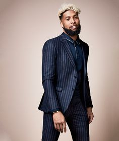 Odell Beckham Jr. Wears The Freshest Looks for This Fall Photos | GQ