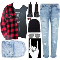 A fashion look from November 2014 featuring Dr. Martens boots, Afends bags and Missguided hats. Browse and shop related looks.
