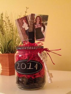 Graduation Decoration: Black and White with a touch of dark red. Description from pinterest.com. I searched for this on bing.com/images
