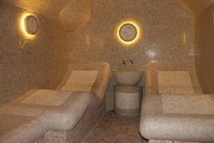 Sauna Steam Room, Steam Bath, Saunas, Building A Sauna, Halle, Turkish Bath, Steam Showers, Bathroom Spa, Beauty Spa