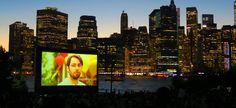ニューヨーカー流、野外映画の楽しみ方 | さめこ | 街角のクリエイティブ