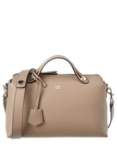 FENDI By The Way Small Leather Boston Bag is on Rue. Shop it now.