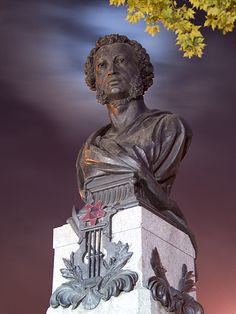 Monument to Alexander Sergeyevich Pushkin