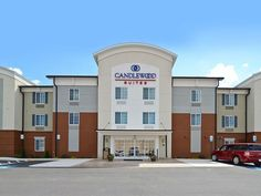 Chambersburg (PA) Candlewood Suites Chambersburg United States, North America Ideally located in the prime touristic area of East Chambersburg, Candlewood Suites Chambersburg promises a relaxing and wonderful visit. The hotel offers guests a range of services and amenities designed to provide comfort and convenience. Free Wi-Fi in all rooms, 24-hour front desk, facilities for disabled guests, express check-in/check-out, luggage storage are on the list of things guests can enjo...