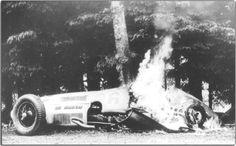 1939 Dick Seaman - Fatal Crash at Spa in 1939