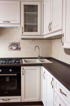 Картинки по запросу размер кухни в классическом стиле
