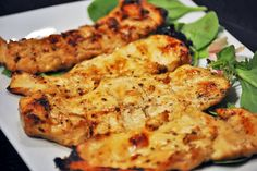 **delish** Best Flippin' Grilled Chicken, **did it on the Griddler - easy peasy**