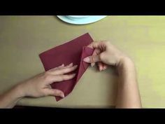 3 originalna načina da složite salvete i impresionirate goste (VIDEO)