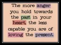Anger or love