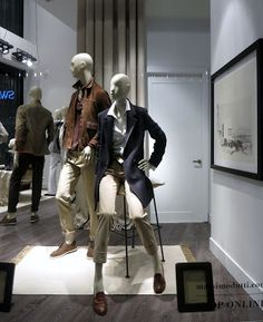 www.retailstorewindows.com: Massimo Dutti, London