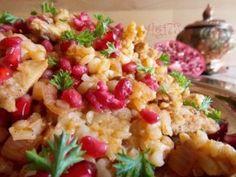 Bazargan - csirkés bulgur gránátalmával | NOSALTY
