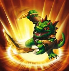 Dino-Rang - Visit us at SkylanderNutts.com for more information about Dino-Rang and all of the other Skylanders.