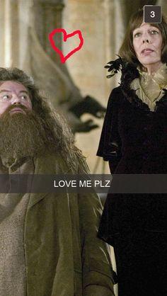 Harry Potter | 25 Snapchats From Hogwarts Professors