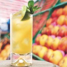 The Oceanside Fizz Cocktail