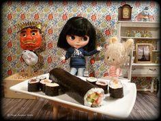Bluebelle and Dylan celebrate Setsubun 1o2 | Flickr - Photo Sharing!