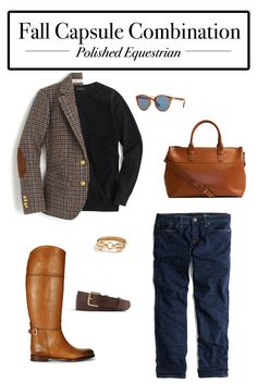 Polished Equestrian: 37 Piece Fall Capsule Wardrobe Outfit No.4 - ABOUT Polished Equestrian: 37 Piece Fall Capsule Wardrobe Outfit No.4 — SHOP Polished Equestrian: 37 Piece Fall Capsule Wardrobe Outfit No.4 5 Must-Read Tips For First Time Home Buyers