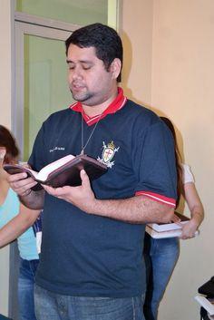 Pietro Augusto - formador  Escola de Formação Bento XVI Aula 1 - Curso do Credo / Em: 19/09/2015 Local: CEFAM Cúria Metropolitana de Manaus.